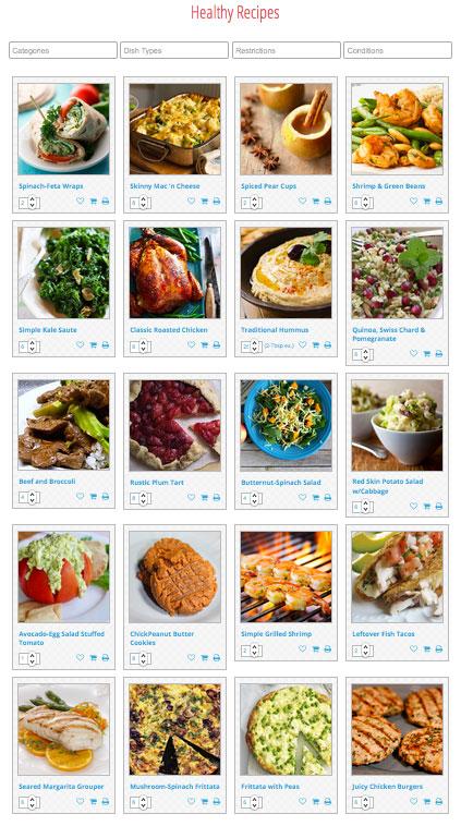 recipes-directory